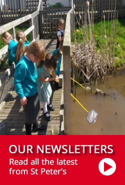St Peters Primary School Newsletters