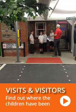 St Peters Primary School Visits and Visitors