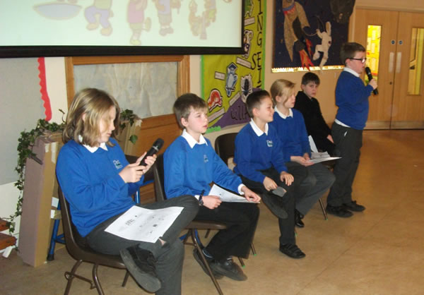 Digital Leaders Online Safety Assembly